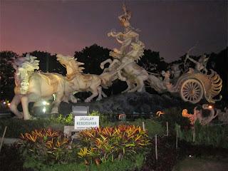 Tempat Wisata Patung Kuda