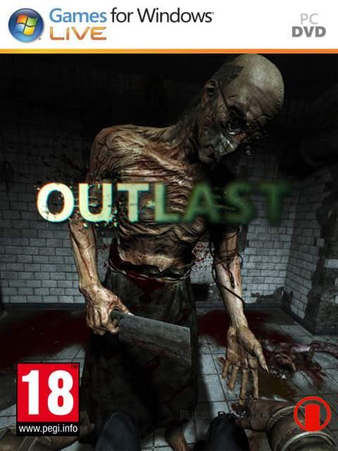 تحميل لعبة Outlast مضغوطة كاملة بروابط مباشرة مجانا