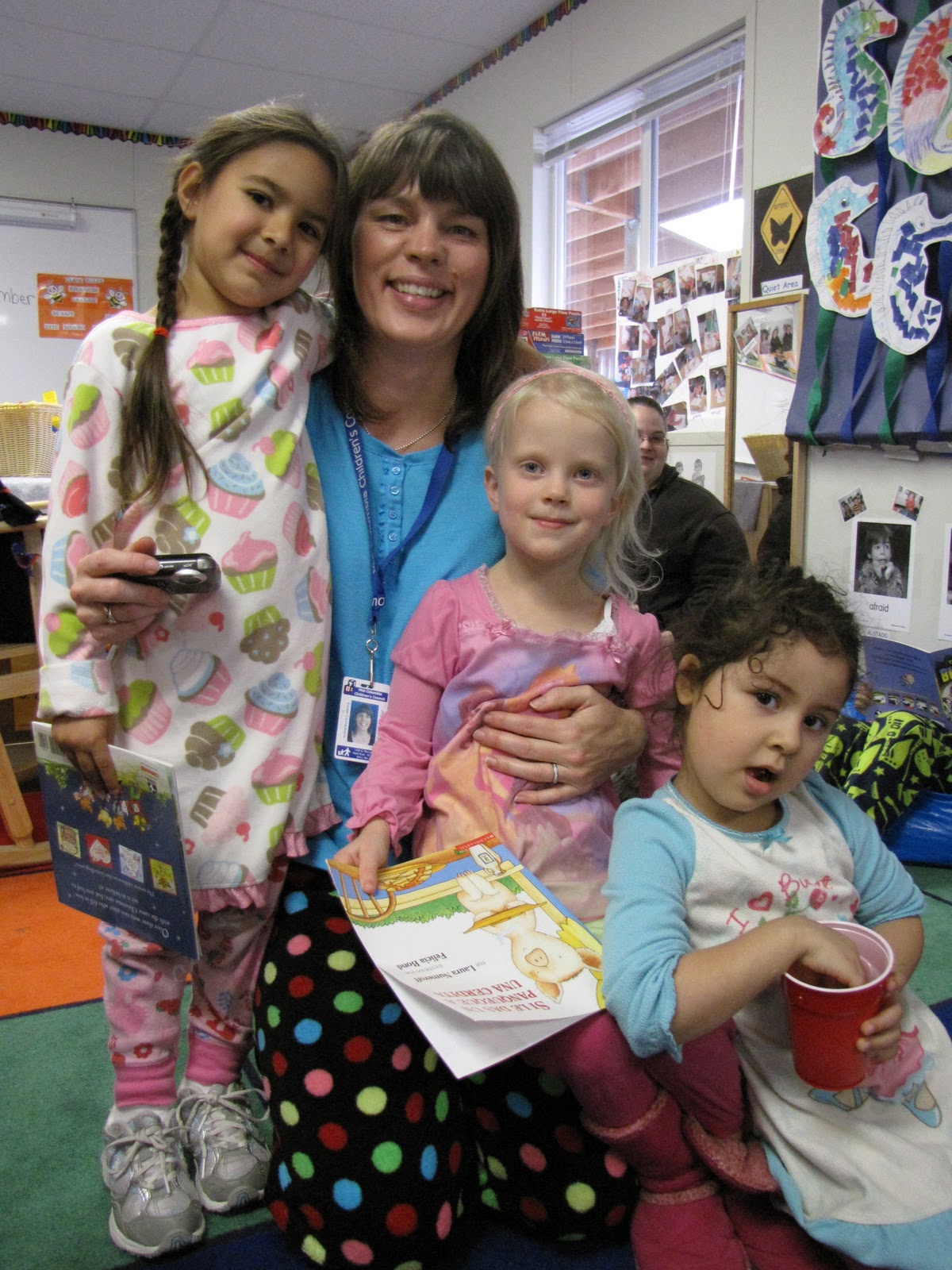 At Whit S End Preschool Pajama Party