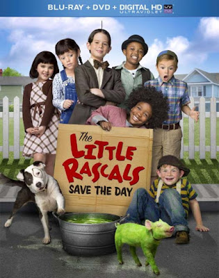 Sinopsis The Little Rascals Save the Day (2014)