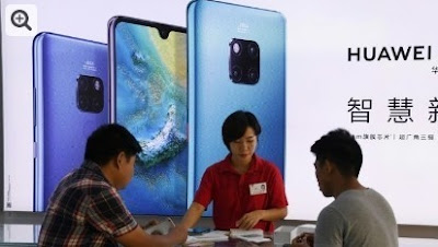 Huawei mistrust imperils China tech ambitions