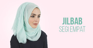 Fashion Jilbab Segi Empat