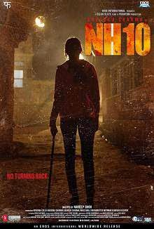 NH10 (2015) Hindi Movie Poster