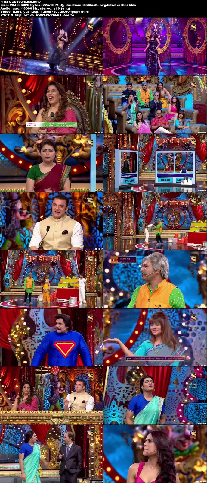 Comedy Circus 2018 Episode 18 720p WEBRip 250mb x264 world4ufree.fun tv show Comedy Circus 2018 hindi tv show Comedy Circus 2018  Season 1 sony tv show compressed small size free download or watch online at world4ufree.fun