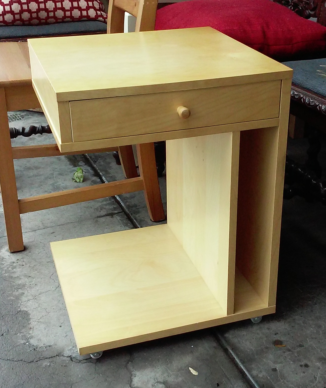 Office Side Table ~ Unique office end table furniture yvotube