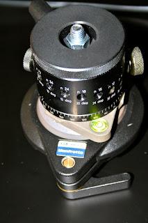 レベリングユニットManfrotto 438 + ローテートユニットManfrotto 300N