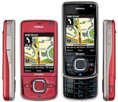 Spesifikasi Handphone Nokia 6210 Navigator