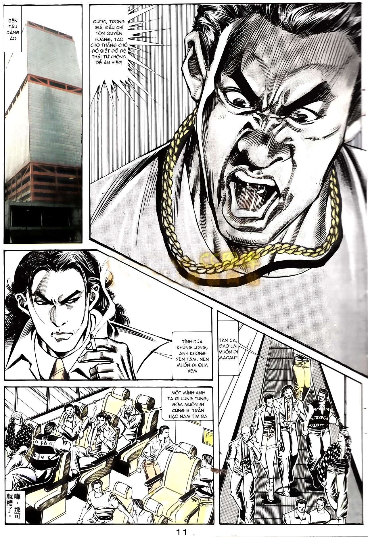 Người Trong Giang Hồ chapter 166: bùng nổ trang 30