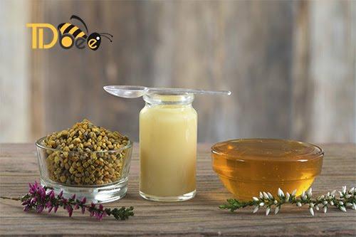 Sữa Ong Chúa Pha Mật Ong Có Tác Dụng Gì?