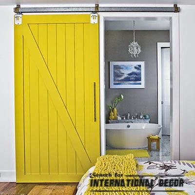 Sliding Barn Doors Interior Design