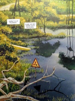 Un printemps à Tchernobyl - Emmanuel Lepage - Futurropolis