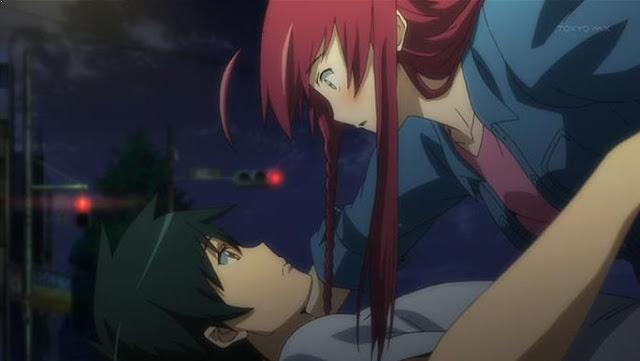Hataraku Maou-Sama - Daftar Rekomendasi Anime Action Romance Terbaik