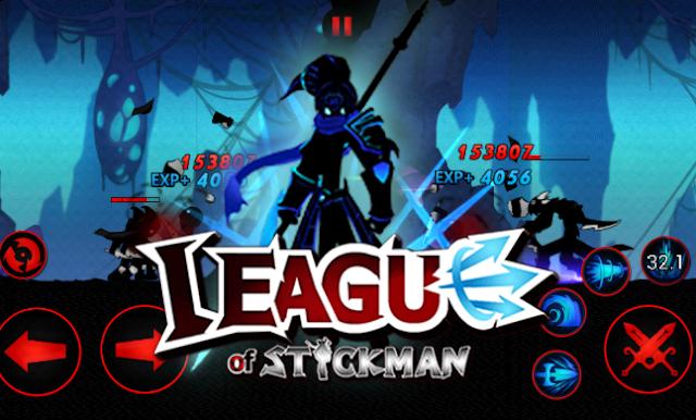 League of Stickman 2016 Mod Apk
