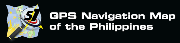 GPS Navigation Map of the Philippines Header - Schadow1 Expeditions