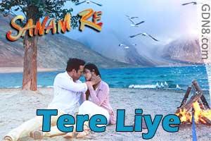 Tere Liye - Sanam Re - Ankit Tiwari