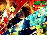 10 Rekomendasi Anime Yang Mirip Hunter x Hunter Terbaik