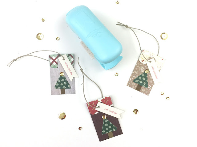 third day of christmas: quick holiday gift tags