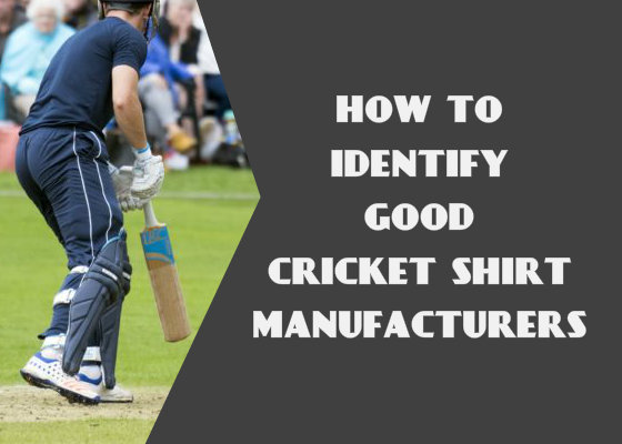 Cricket Shirt Manufacturers