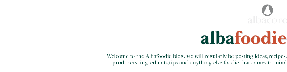 The Albafoodie