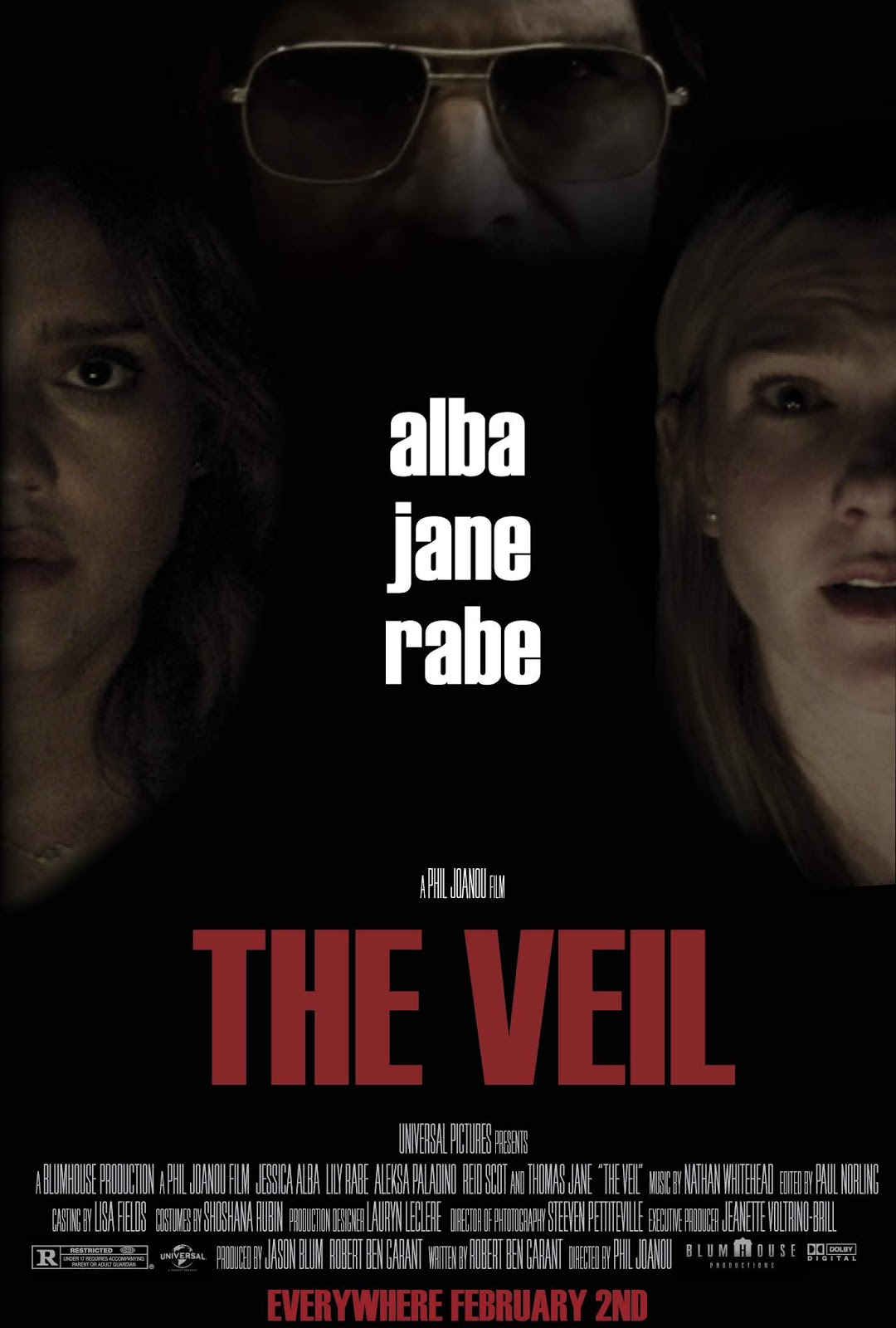 The Veil-Exceptional Thriller