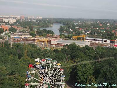 Краснодар фото с высоты птичьего полета