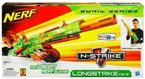 Urban Taggers Toys R Us Sonic Series Longstrike Hmmmm