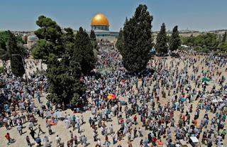 Palestine slams Paraguay embassy move to Jerusalem