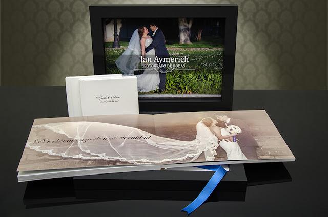 albumes de bodas