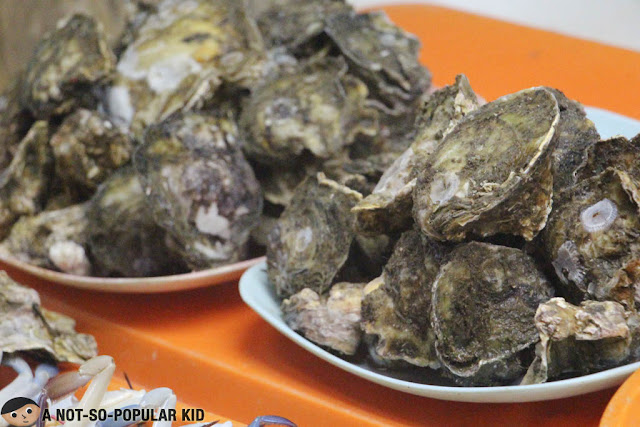 Oysters of Bacolod