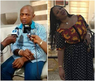 I Didn't Know My Husband Was Into Kidnapping, Please Forgive Us – Evans' Wife Begs Nigerians