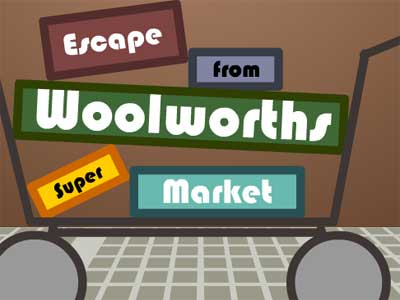 Escape From Woolworths Supermarket- Juegos