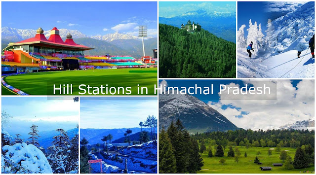 Hill Stations in Himachal Pardesh