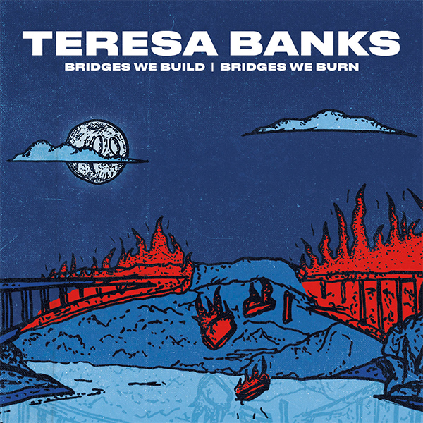 """Teresa Banks premiere video for """"You're The Problem"""""""