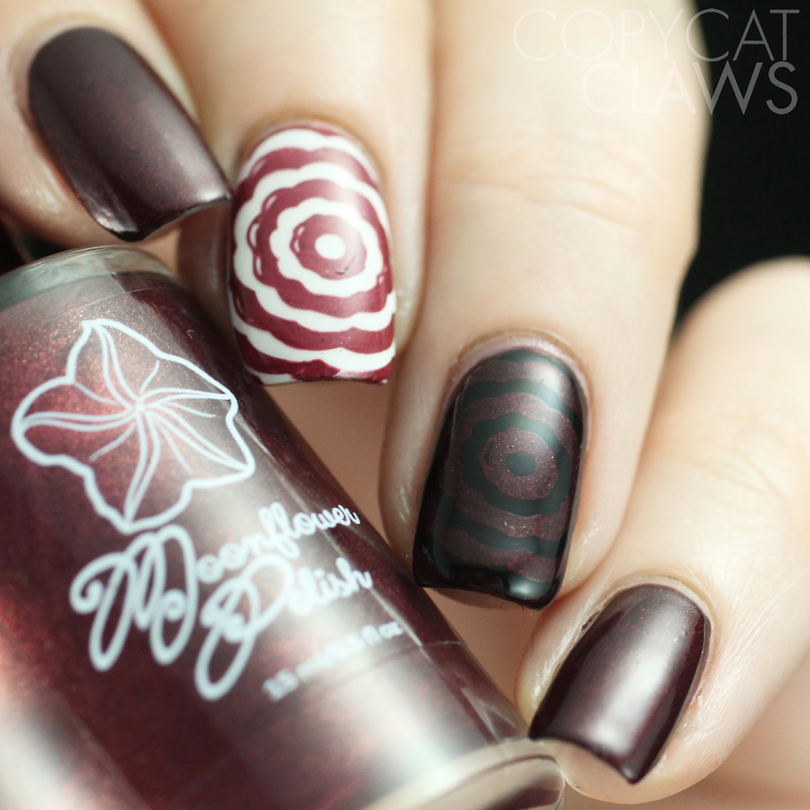 Copycat Claws: Moonflower Polish Spring Holos and Vampy Cremes ...