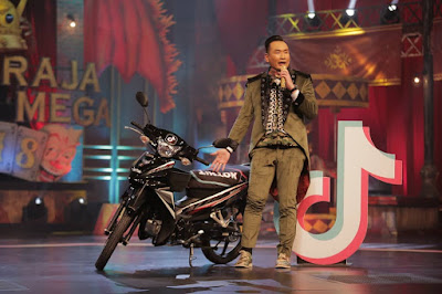 Live Streaming Maharaja Lawak Mega 2018 Minggu 8 (21.12.2018)