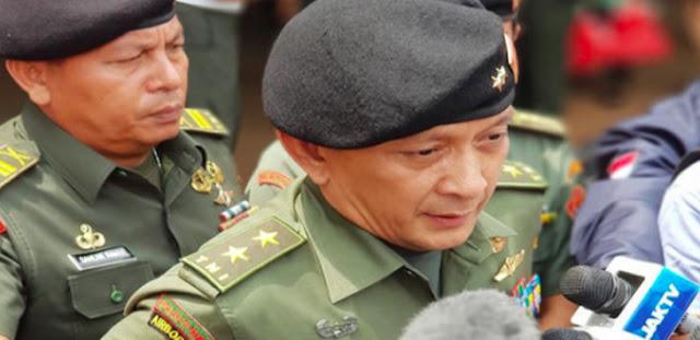 Kapuspen Benarkan Dua Oknum TNI Ditangkap Polisi Malaysia