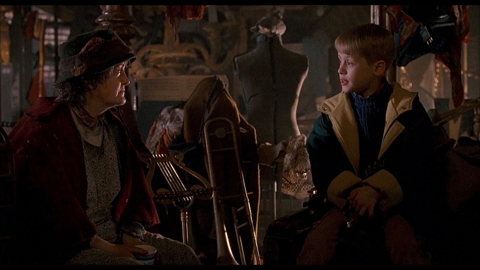 Mi Pobre Angelito 2: Perdido en Nueva York (1992) BRRip 1080p Latino – Ingles captura 3