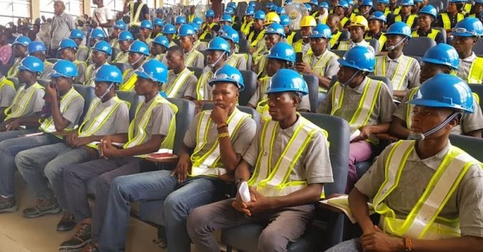 Lets Talk With Morning News: Dangote newly open academy to train, employ 700