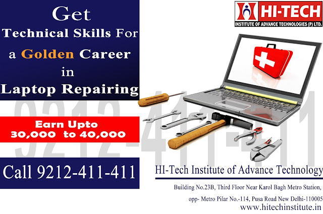 Laptop Repairing Course in Nehru Place