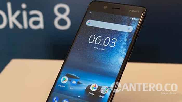 Update Kamera Nokia 8 yang Terbaru Semakin Jernih