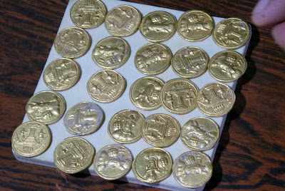 Hoard of Sassanid gold coins found in Iraq