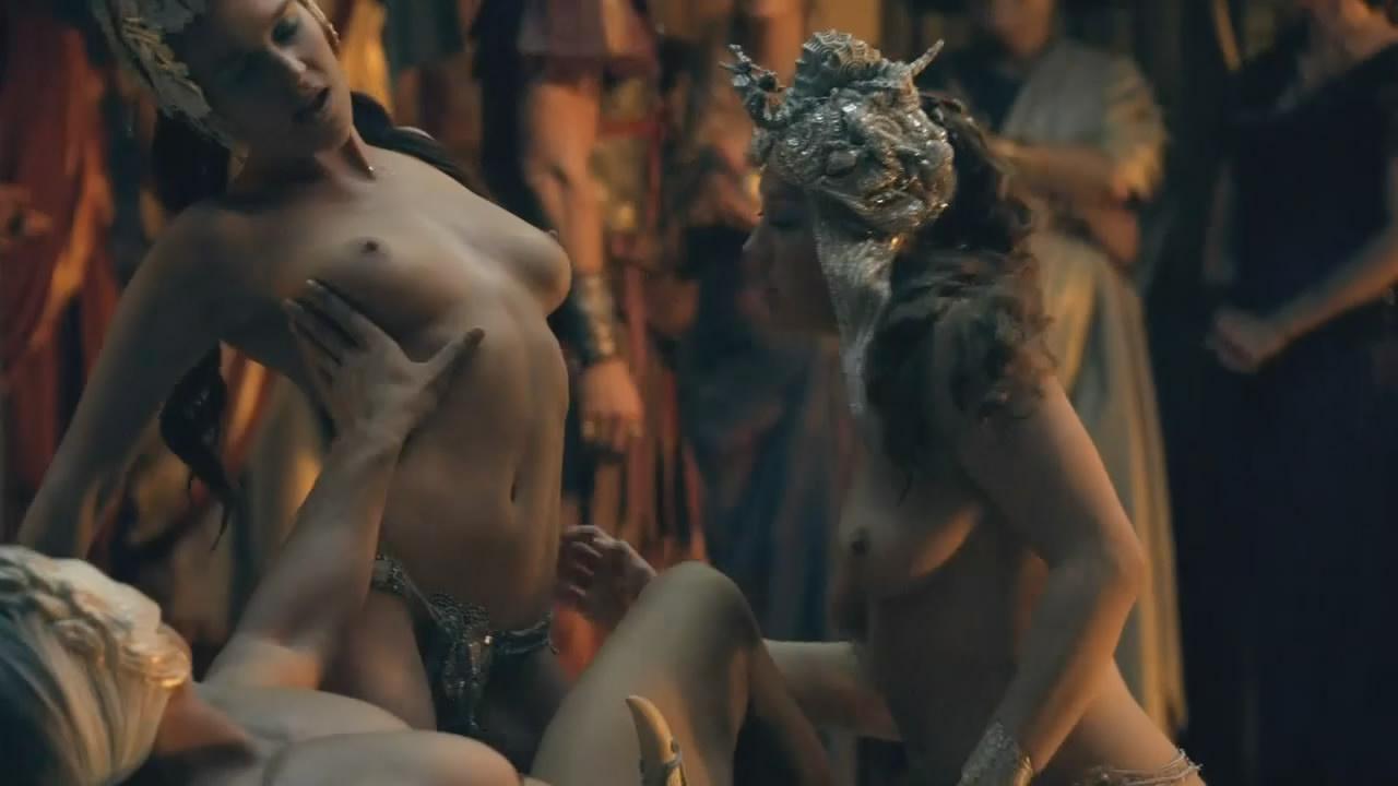 Hot spartacus pornos images