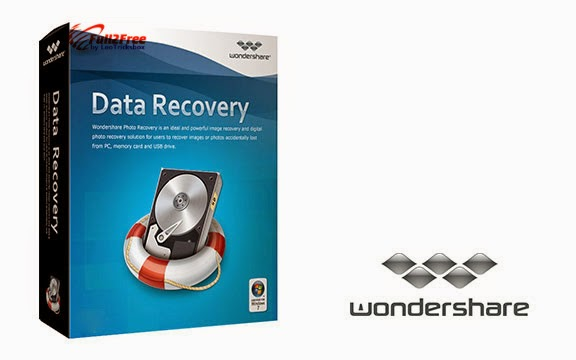 Software : Wondershare Data Recovery v4.7.0.5 + Crack