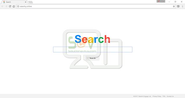 Searchy.online (Hijacker)