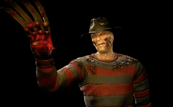 Puppies And Fall Wallpaper New Nightmare On Elm Street 2012 9 Trailer Freddy