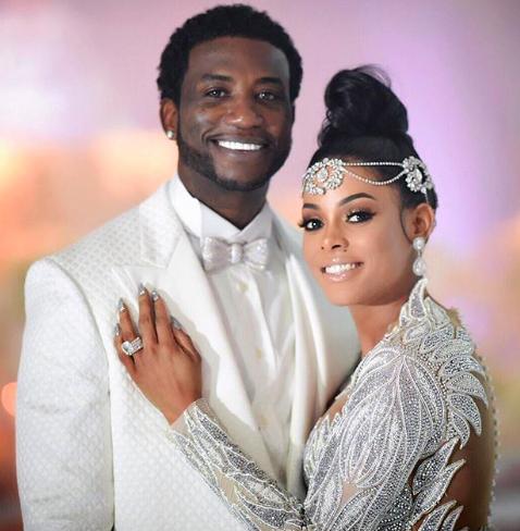 Photos: Gucci Mane marries Keyshia Ka'oir in a Lavish $1.7million wedding