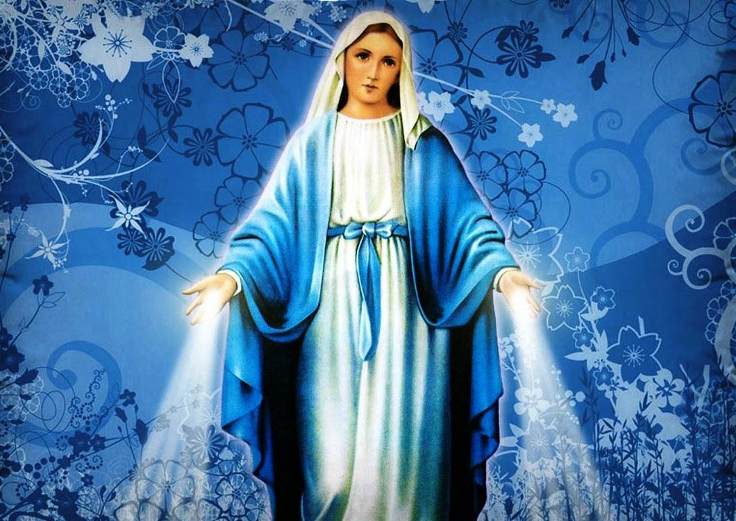 Nossa Senhora: Festividade De Nossa Senhora Das Graças, Mensagem Do Padre