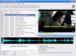 software pembuat subtitle karaoke pada video