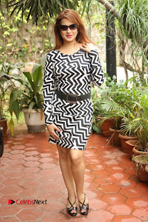 Actress Saloni Latest Pos in Short Dress  0273.JPG
