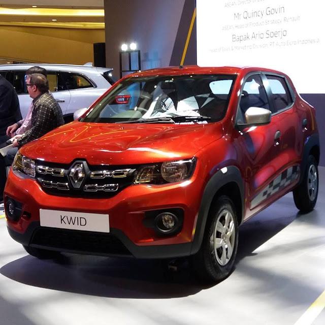 Harga Renault Kwid